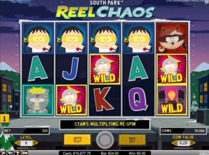 South Park Reel Chaos Game